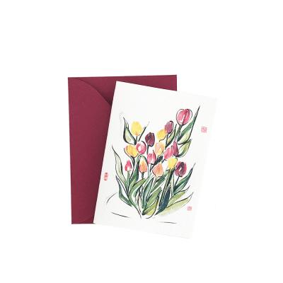 Tulips Gift Enclosure