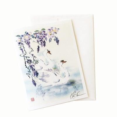 21-64 Romance Card © Nan Rae