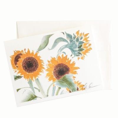 22-34 Sunny Side Up Card © Nan Rae