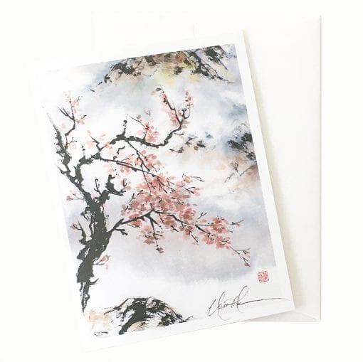 23-04 Longing Card © Nan Rae
