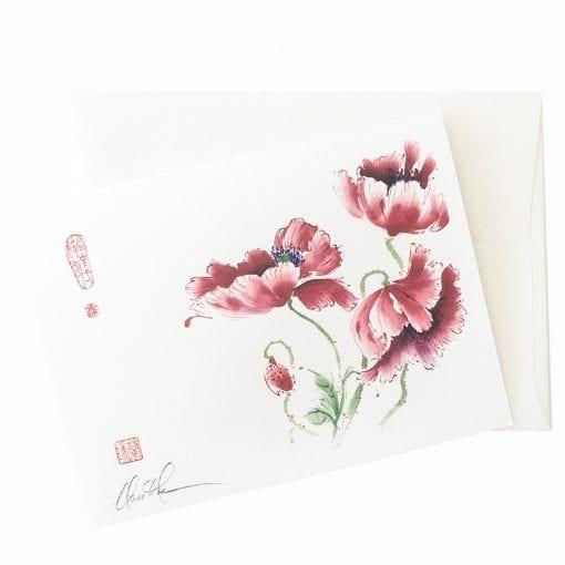 24-40 Spontaneous Joy Card © Nan Rae