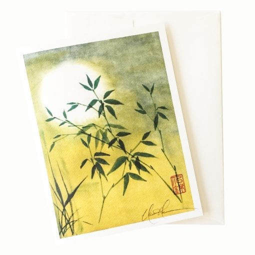 24-54 Harvest Moon Card © Nan Rae