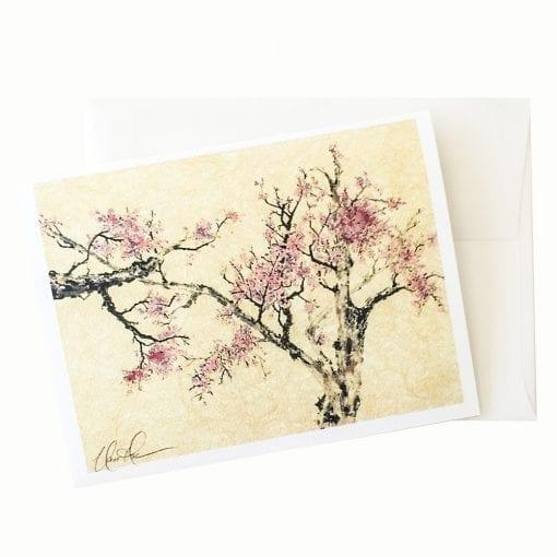 25-41 Spring Card © Nan Rae