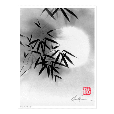 L2048 Moonglow Print © Nan Rae