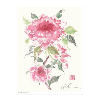 L2706 Rhapsodic Print © Nan Rae