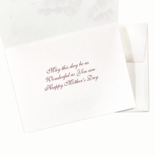 24-40M Mothers day Card Message