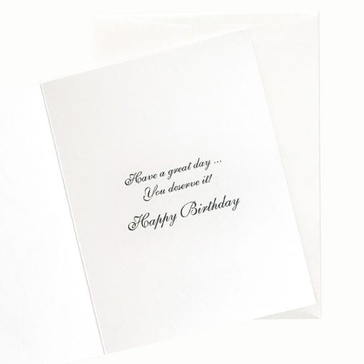 Tradewinds Birthday Card Message
