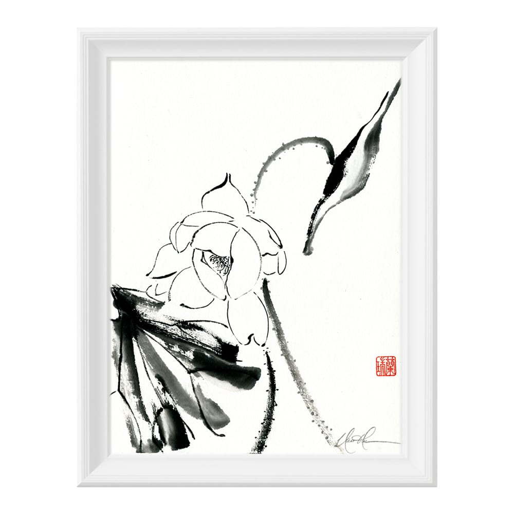 Sumi-e Fine Art Prints
