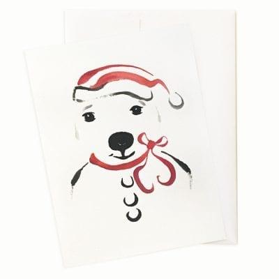 17-84x Christmas Fun Holiday Card by Nan Rae