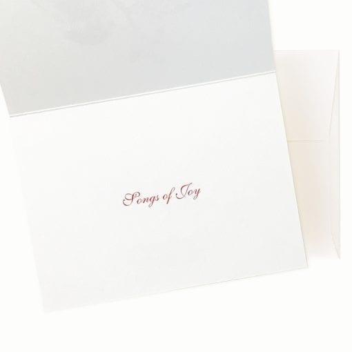 Card Inside Message