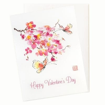 Drawn to You Valentines Day Card by Nan Rae