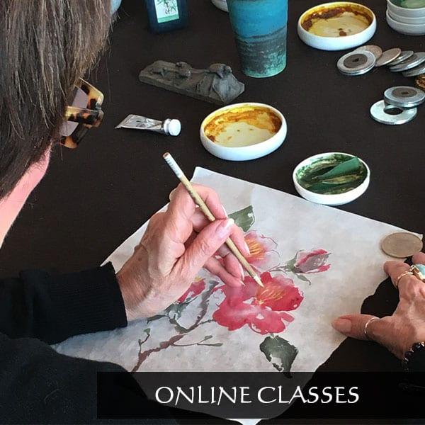 Online Classes by Nan Rae