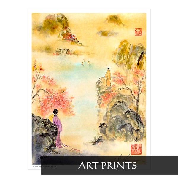 Fine Art Prints by Nan Rae